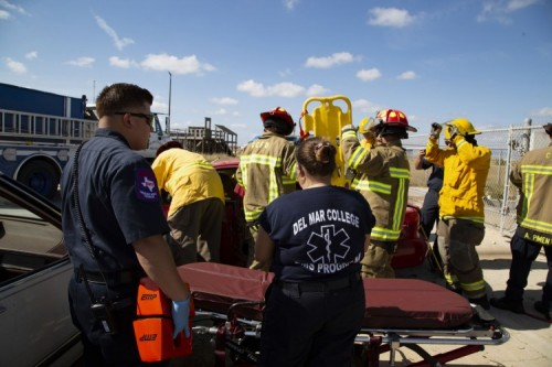 Emergency Medical Services Program Expanding Options for Students Training for Careers as Responders and Beyond image