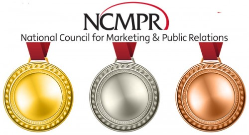 College Relations Office wins gold, silver and bronze NCMPR Paragon Awards image