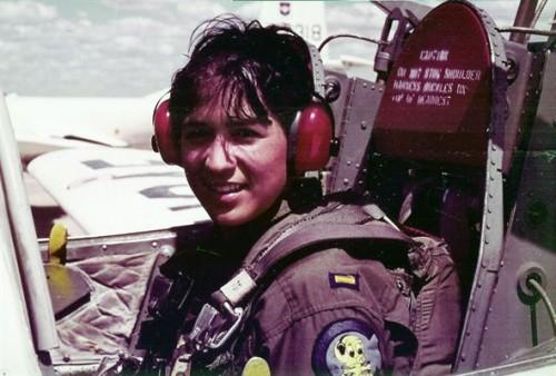 DMC Observing Hispanic Heritage Month with Querer es Poder: Lieutenant Colonel Olga Custodio's Quest to Democratize the Sky image