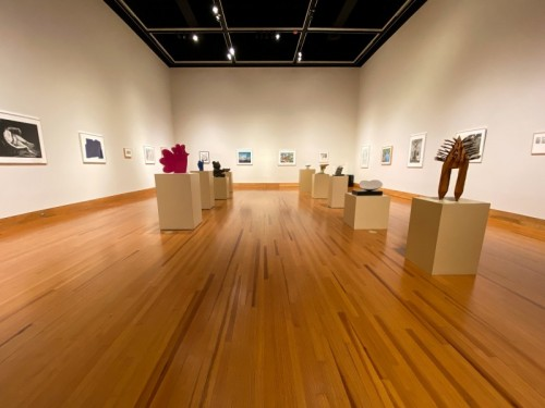 Cain Gallery now open with Fall 2021 show with works from across the country, collection spans over 50 years image
