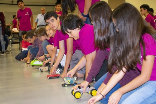 Robots, Catapults and Bridges…CCPREP Celebrates 20 Years of Summer STEM Camp and Impacting Young Lives image