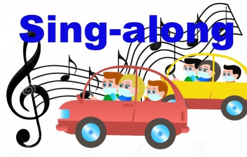 "Music Department Holding ""Drive-in"" Sing-along in RPH Parking Lot on Oct 27 image"