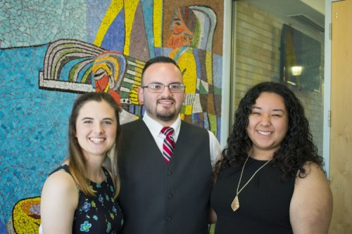 Golden-throated Del Mar College singers earn accolades at regional competition image