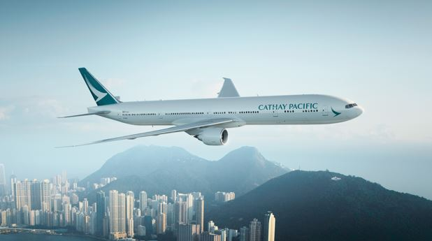 Cathay+Pacific