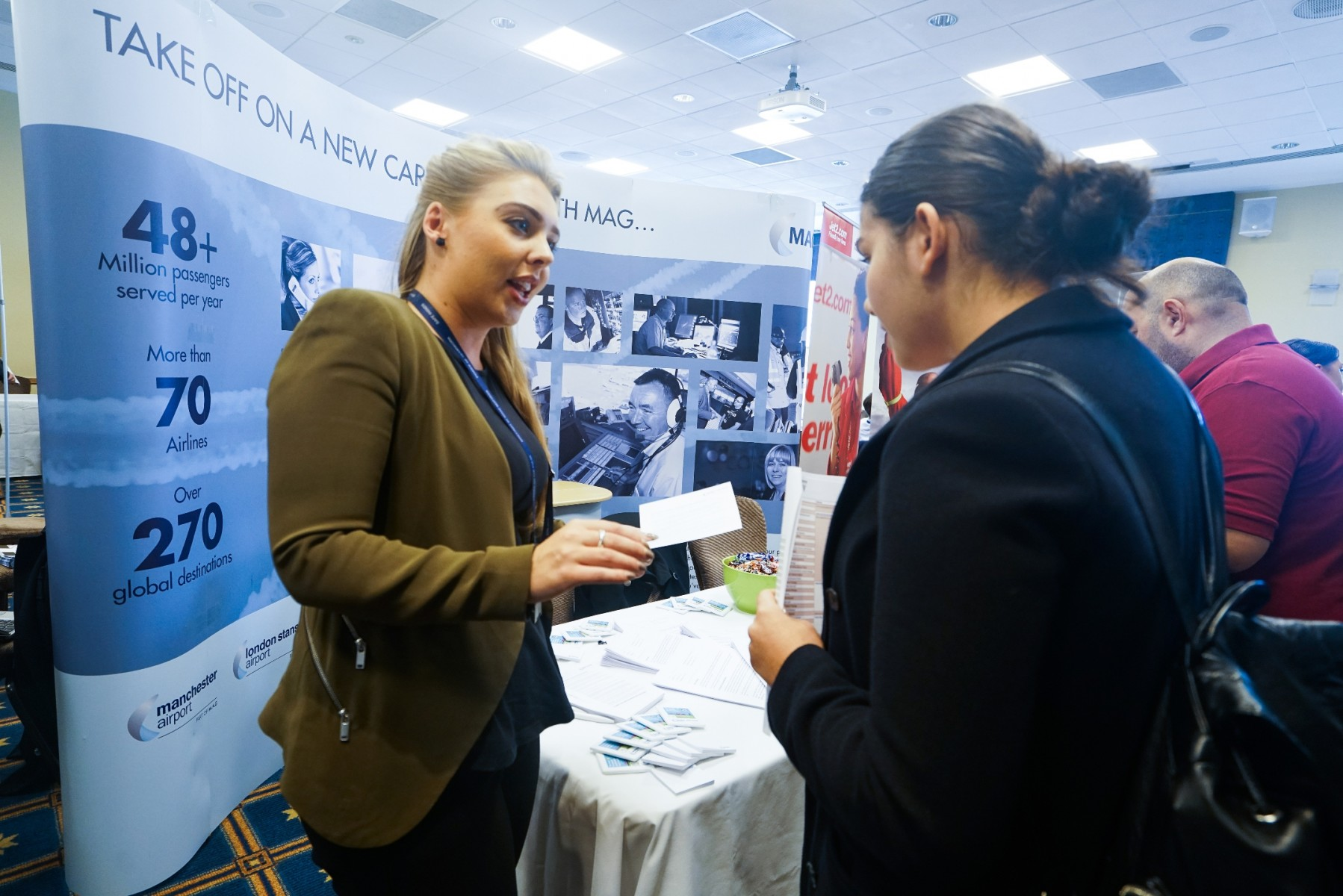 London stansteds latest jobs fair set for take off kristyandbryce Choice Image