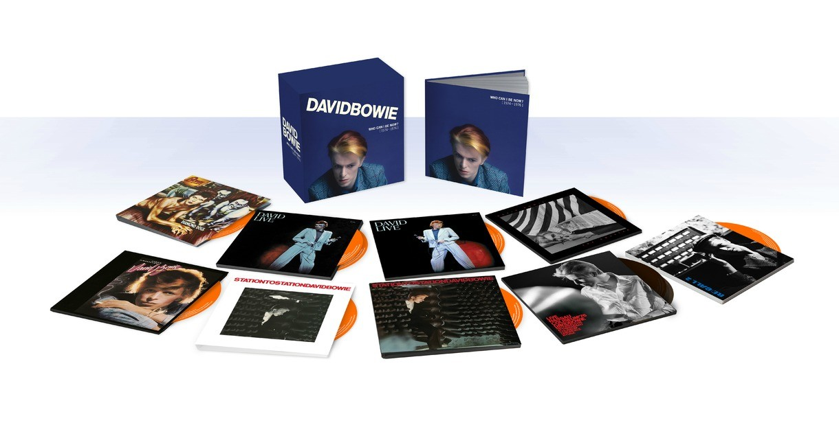 "The David Bowie box set ""Who Can I Be Now?"" is high on pop music expert Brian Fauteux's Christmas wish list."