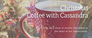 Coffee with Cassandra: Coats for a comfortable Christmas