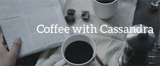 Coffee with Cassandra: Opportunities for professional  development