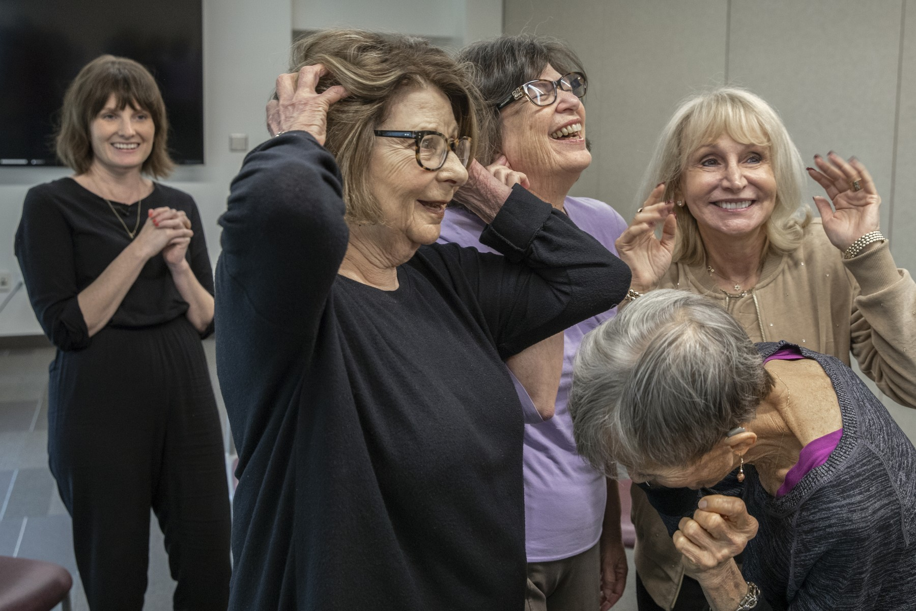 NBC News Channel: Improv Class Helps Cancer Patients Heal