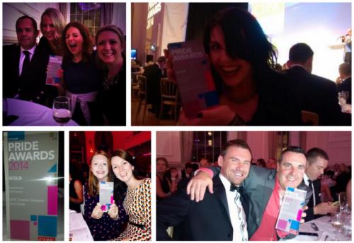 CIPR Scotland PRide Awards 2014