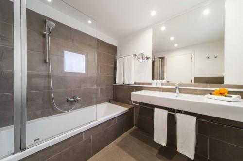 Bath room at OCÉANO