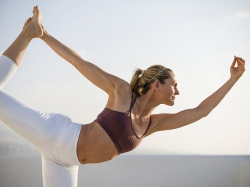 Yoga at OCÉANO