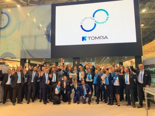 TOMRA wraps up a successful EuroShop