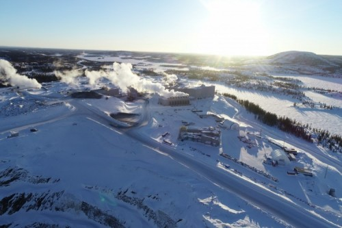 TOMRA's ore sorting technology delivers impressive improvement at Stornoway Diamonds Renard mine