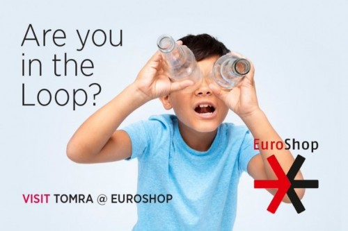TOMRA at EuroShop spotlights new reverse vending products and the future of recycling