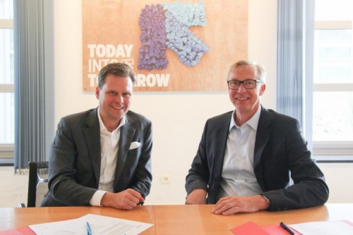 MAREL AND TOMRA FOOD LAUNCH STRATEGIC PARTNERSHIP TO BRING NEW TECHNOLOGIES TO THE €1,200bn GLOBAL POULTRY, MEAT AND FISH MARKET