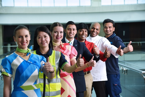 dnata presents a day of its diverse operations to mark UAE Civil Aviation Day