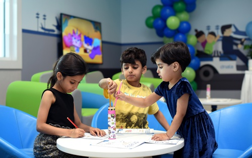 dnata opens brand new lounge for young flyers in Dubai