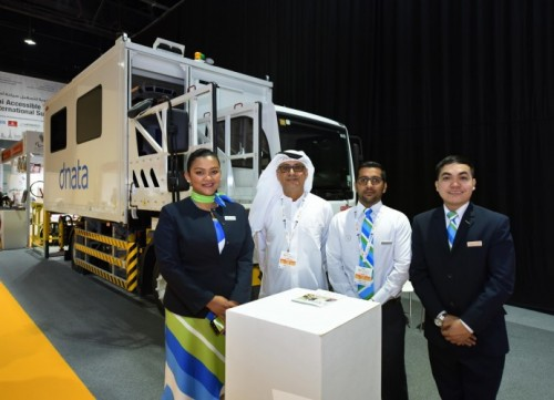 dnata continues efforts to ensure seamless airport journey for people of determination; showcases technology and initiatives at AccessAbilities Expo 2019