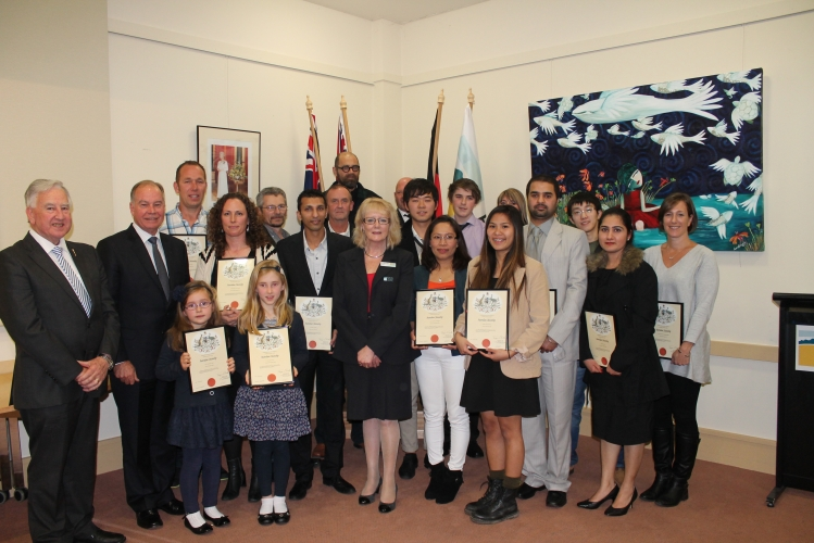 Seventeen+Bass+Coast+residents+were+officially+declared+Australian+citizens+at+a+ceremony+on+Wednesday%2C+31+July.