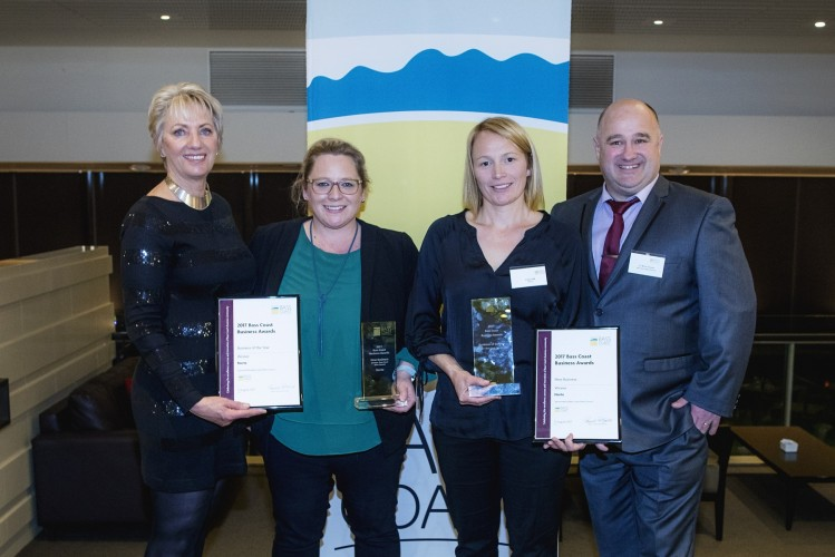 Inverloch+business+Norte+was+awarded+Bass+Coast+Business+of+the+Year+for+2017.