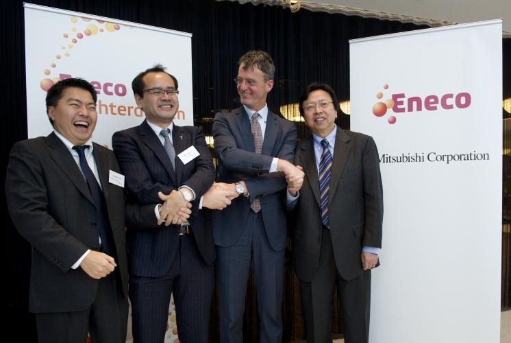 Partnership+Mitsubishi+-+Eneco