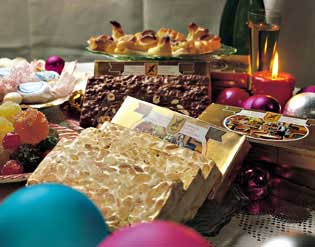 Turr%26oacute%3Bn+%28almond+delicacy%29+and+Christmas+sweets