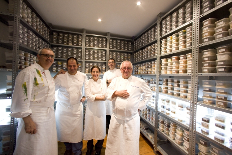 +Arzak+Instruction+team