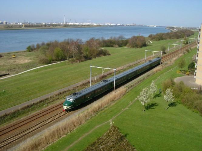 Grijp je kans: met een museumtrein naar Hoek van Holland
