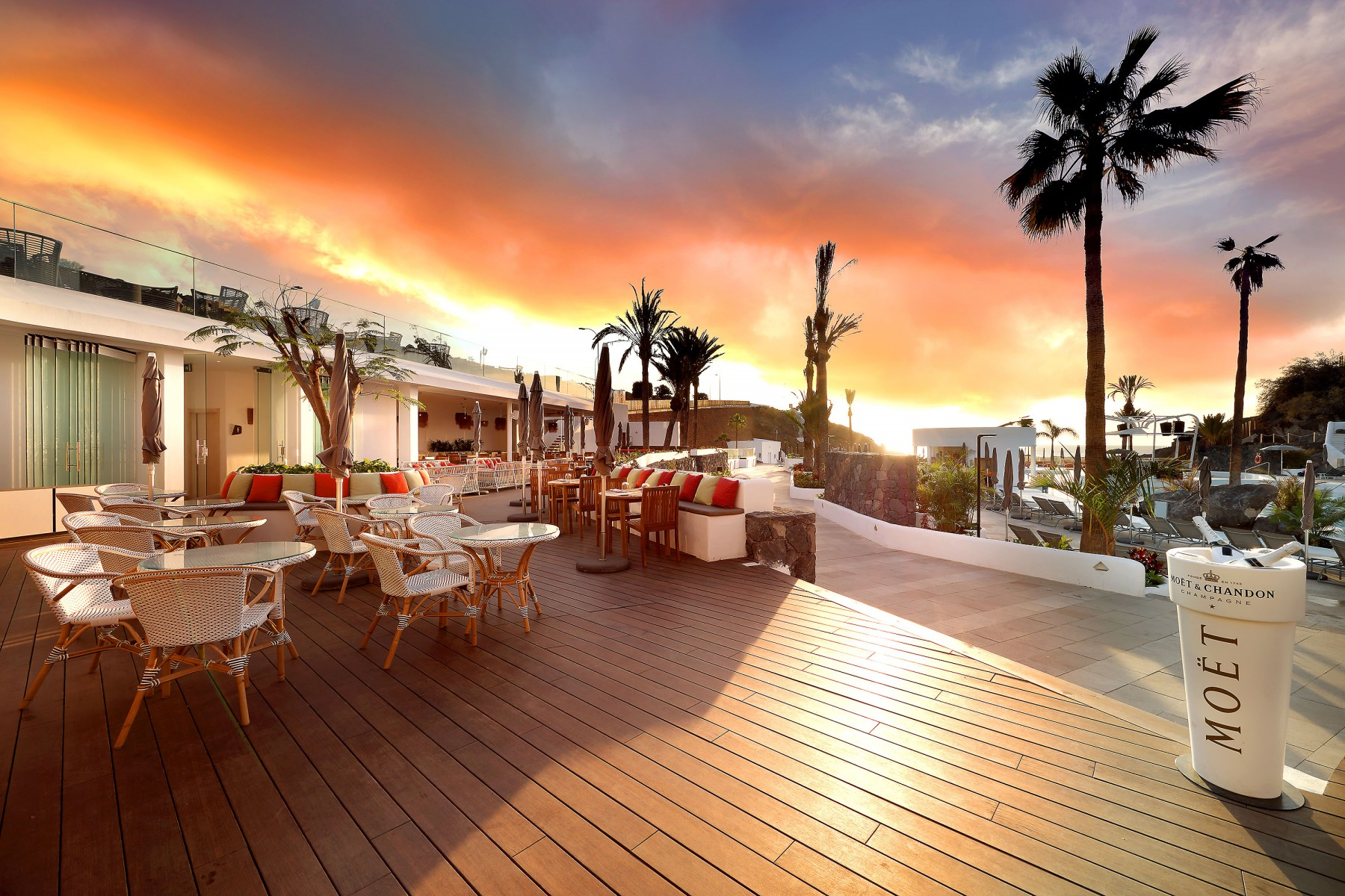 Hard Rock Hotel Tenerife Beach Club