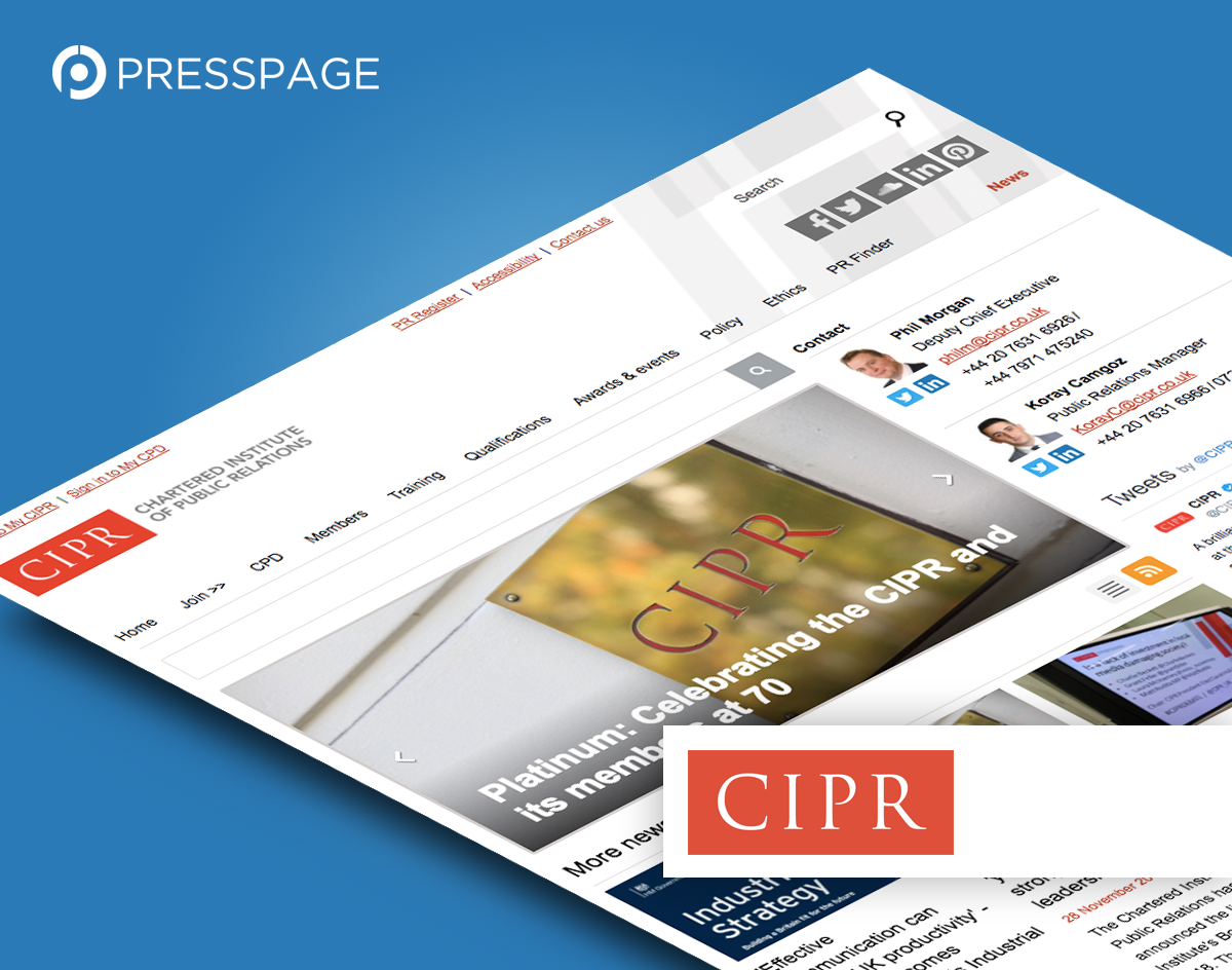 CIPR's revitalized newsroom strategy attracts devoted audience