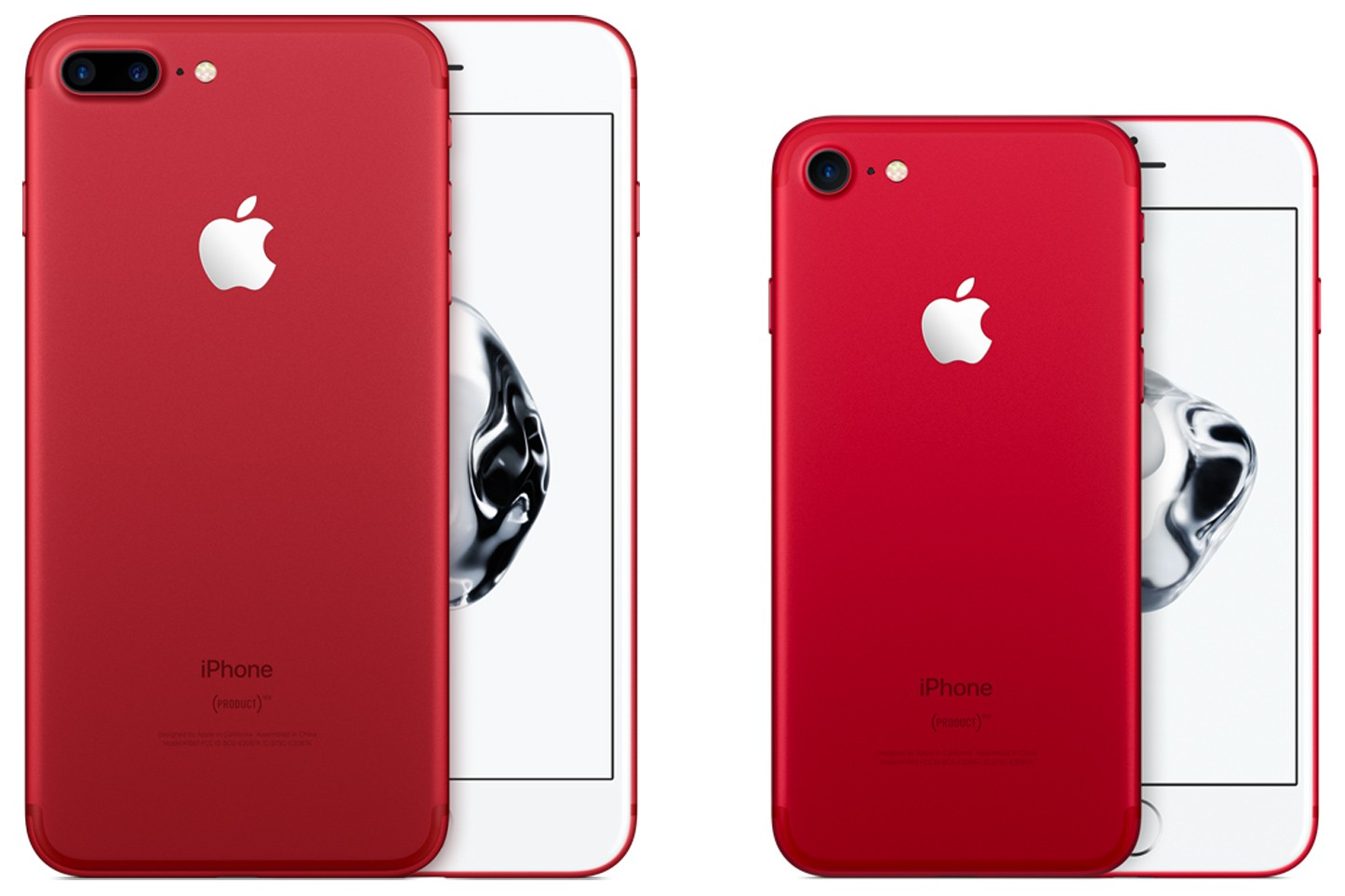 iPhone 7 and 7 Plus (PRODUCT)RED