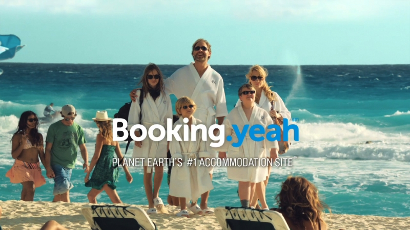 Booking.yeah US brand campaign 1