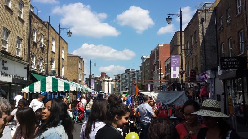 Hoxton+Street+Market