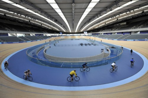 Get On Your Bike At The VeloPark