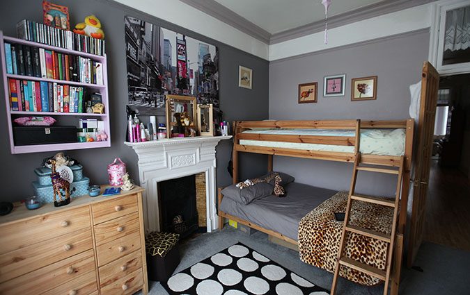 Teenage Bedrooms: like a house inside of a house