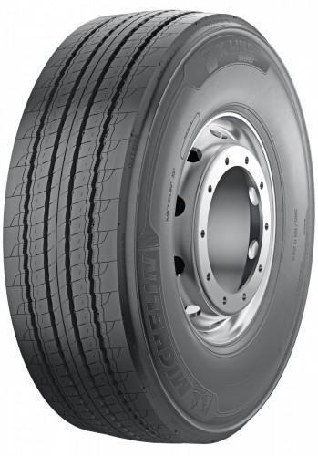 Michelin launches new fuel-saving super single steer tyre