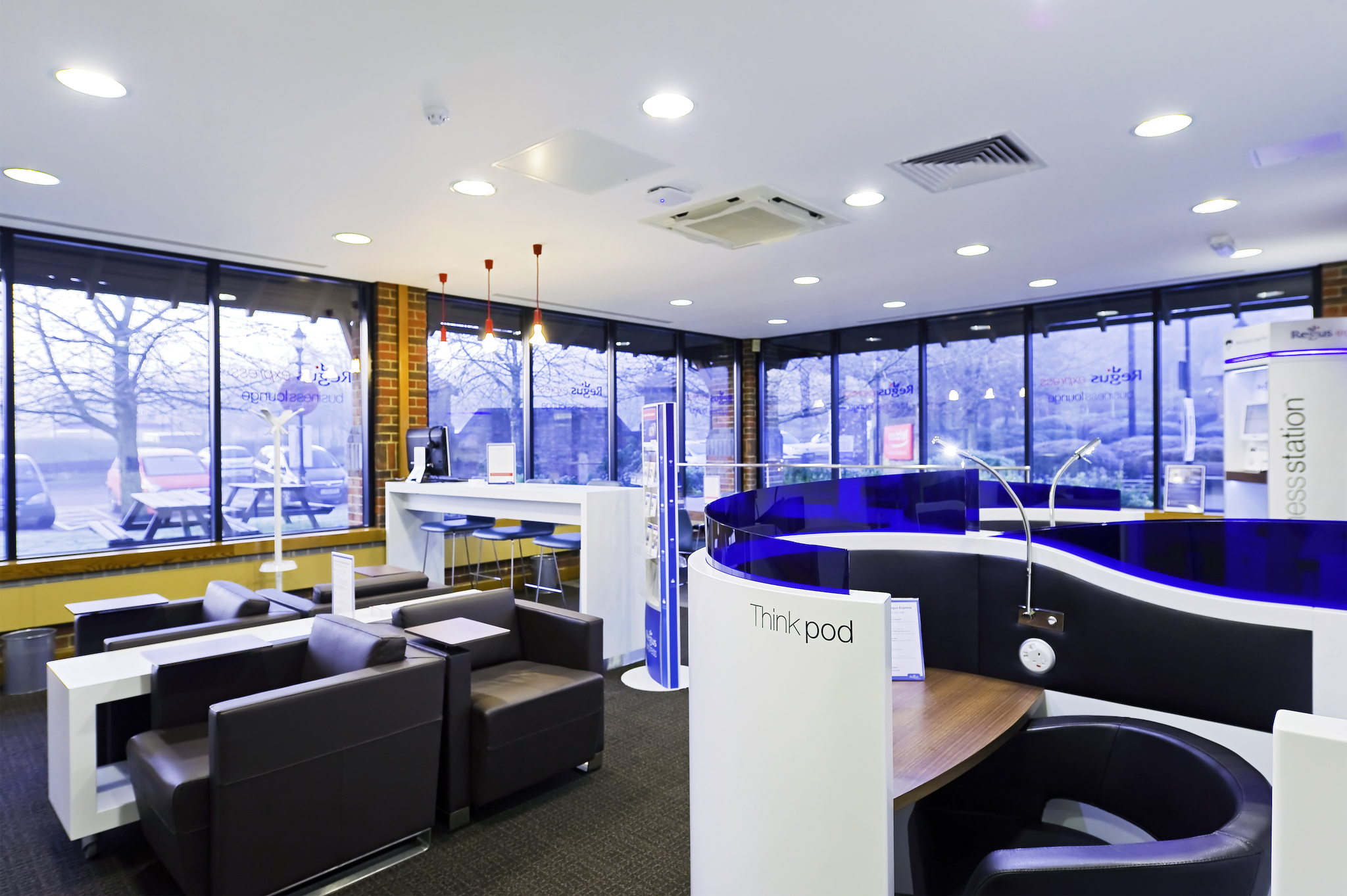 Regus Express Opens For Business On The M6