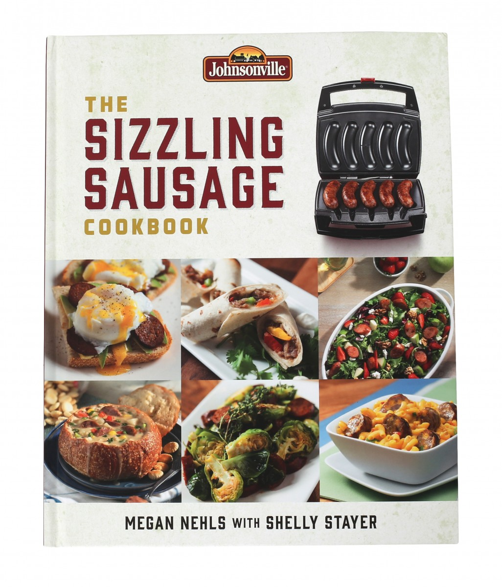 Sizzling Sausage Grill Cookbook Introduced