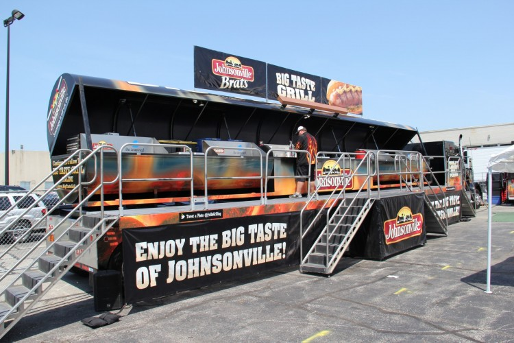 Big Country Bbq Food Truck