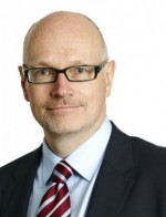 John Pearson, Amec Foster Wheeler Group President for Northern Europe and CIS, and the leader of the Efficiency Task Force set up for the North Sea