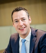 Jeroen Hermus, Associate Director Healthcare, CBRE