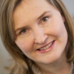 Virginia Beckett, Director in CBRE Scotland's Capital Markets team and head of the Women's Network in Scotland
