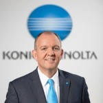 Olaf Lorenz, General Manager of the International Marketing Division, Konica Minolta Business Solutions Europe