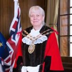 The Speaker of Hackney, Cllr Rosemary Sales