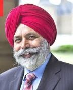 MP Calgary Skyview, Darshan Singh Kang