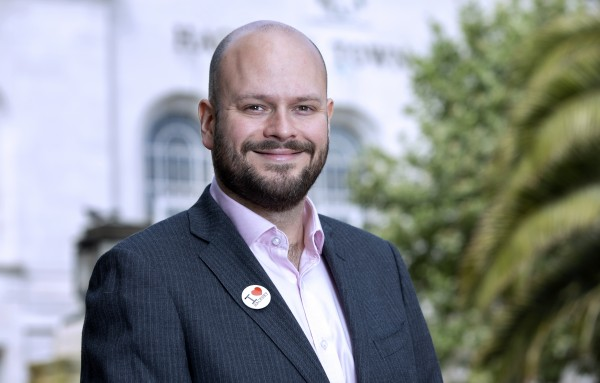 Philip Glanville, Mayor of Hackney