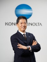 Ikuo Nakagawa, President of Konica Minolta Business Solutions Europe