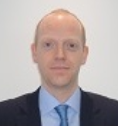 Ben Robinson, Account Director for CBRE Global Workplace Solutions