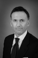 Alexander Riegel,  Co-Head of Office Leasing Frankfurt